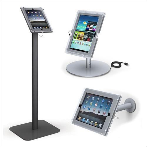 Tablet Wall Floor Mount Stand