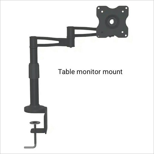 Table Monitor Mount Stand