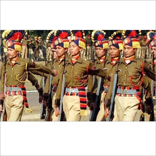 Military Ceremonial Dress Uniforms