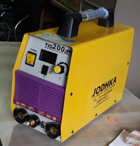 200 Amp Tig Welding Machine