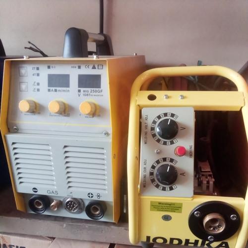250 Amp Mig Welding Machine