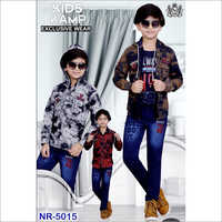 Boys Casual Wear Set
