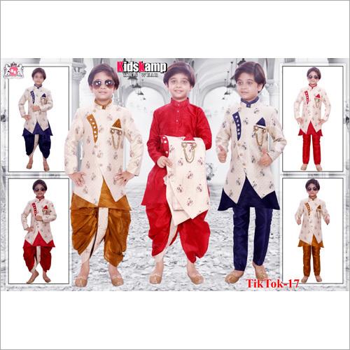 Boys Party Wear Kurta Set