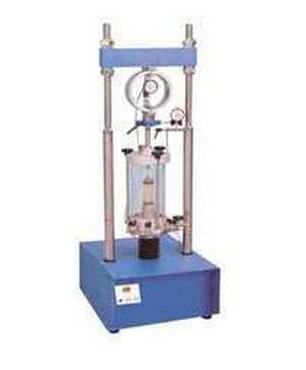 Digital Triaxial Shear Test Apparatus