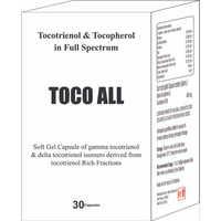 TOCOTRIENOL & TOCOPHEROL SOFTGEL CAPSULES