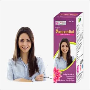 Sancordial Uterine Syrup