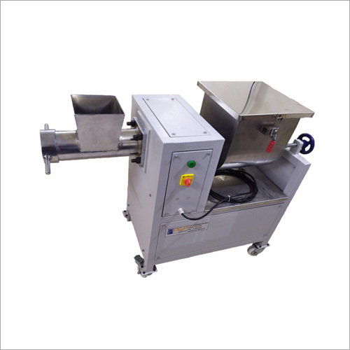 5 kg Heavy Duty Dough Kneader Extruder Machine