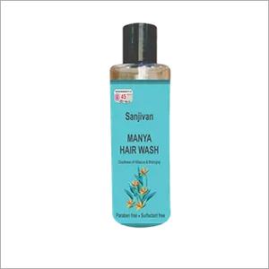 Manya Natural Hair Wash