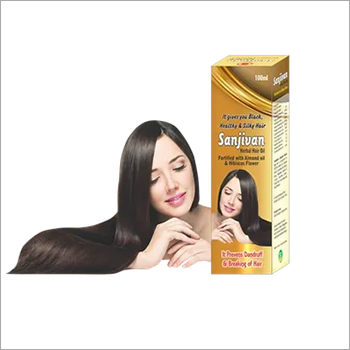 Sanjivan Hair Oil