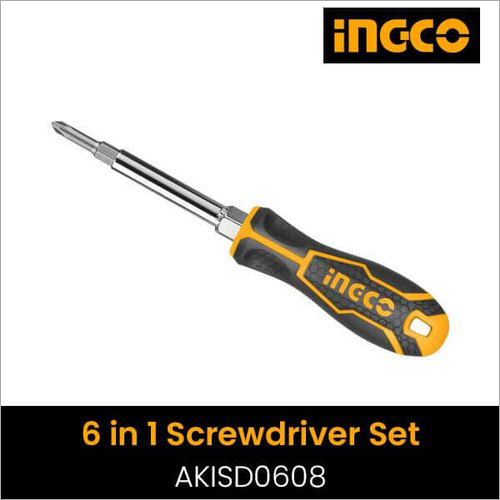6 IN 1 Screwdriver Set