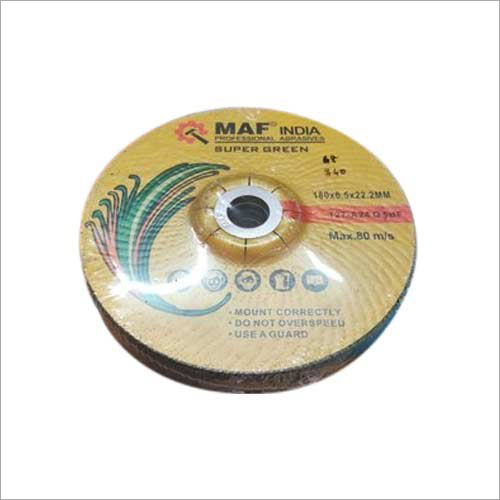 MAF India Cutting Abrasive Wheels