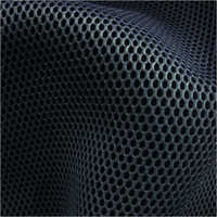 Black Spacer Fabric