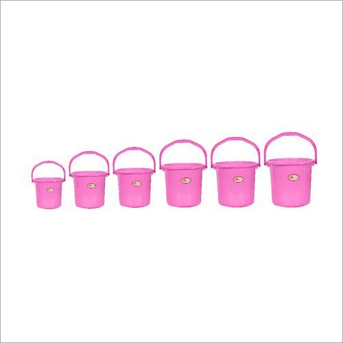 Plastic Household Bucket Set
