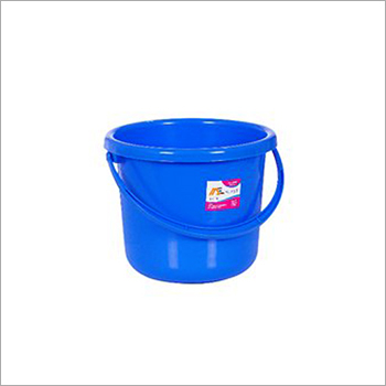 Unbreakable Plastic Bucket