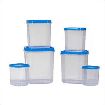 Detergent And Tea Packaging Container Set