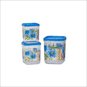 Airtight Plastic Container Set
