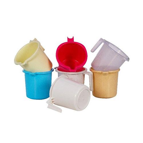 1000 ml Unbreakble Plastic Bath Mug