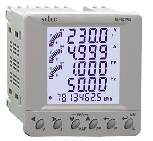 Selec MFM384-C-CE Multifuction Meter