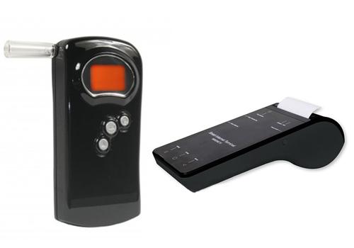 Breath Analyzer With Bluetooth Printer