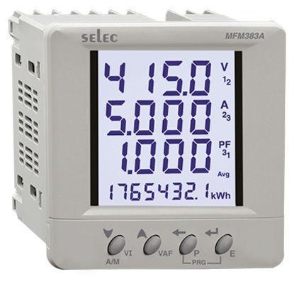 Selec MFM383A-C-CE Multifunction Meter