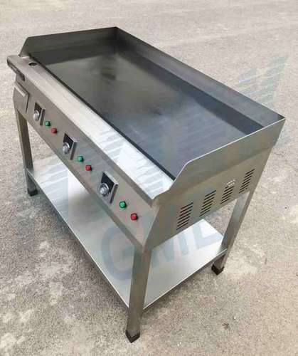 Electric Griddle Standing Type