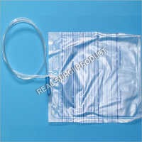Plastic Urine Bag