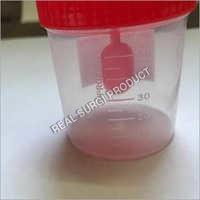 Urine Stool Container