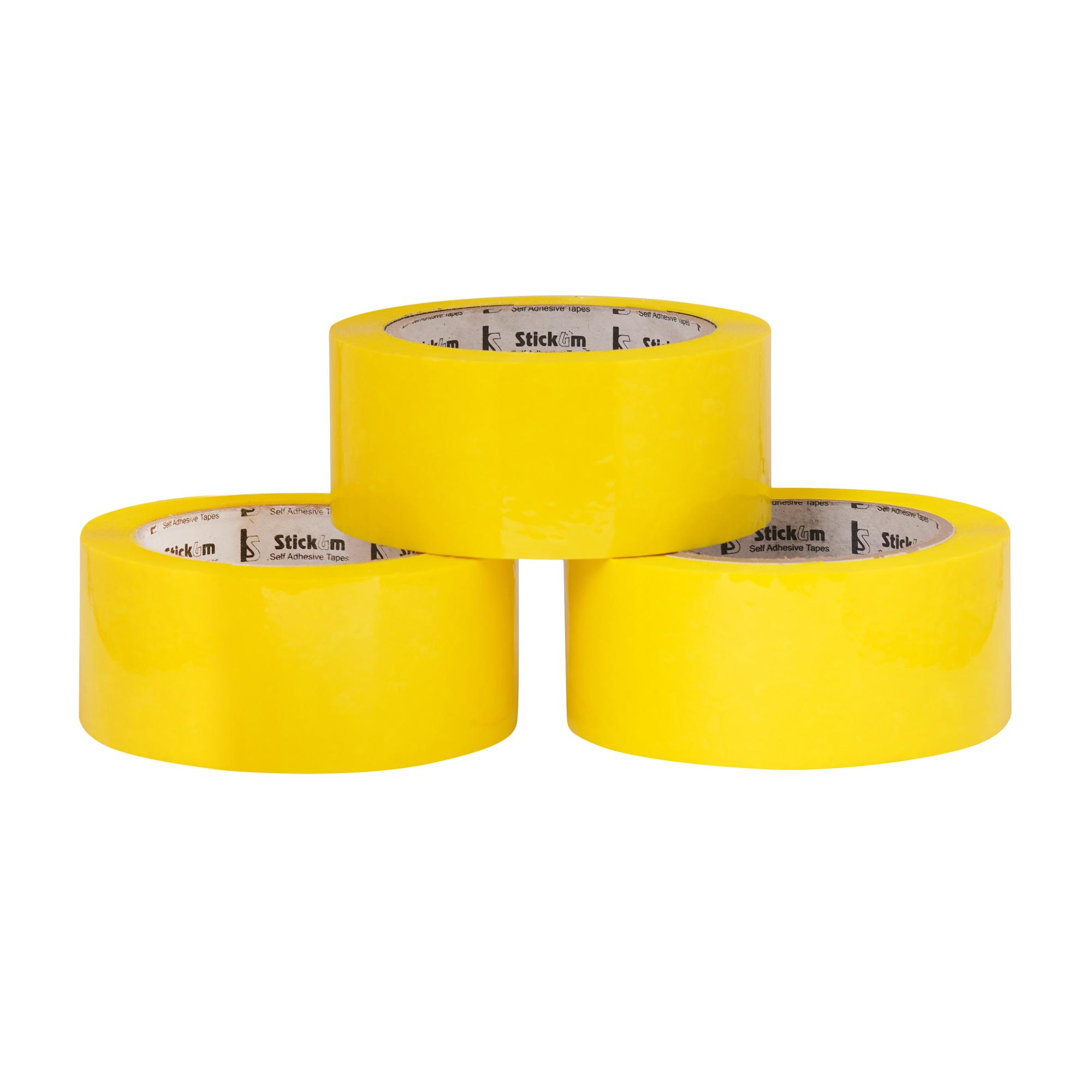 Multi coloured BOPP Tape