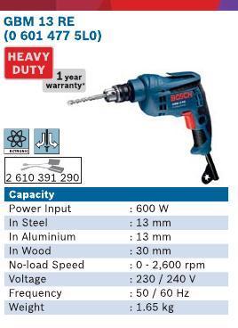 600 Watt Cordless Drill