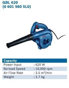 620 Watt Blower