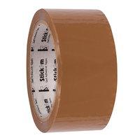 BOPP brown self Adhesive Tape