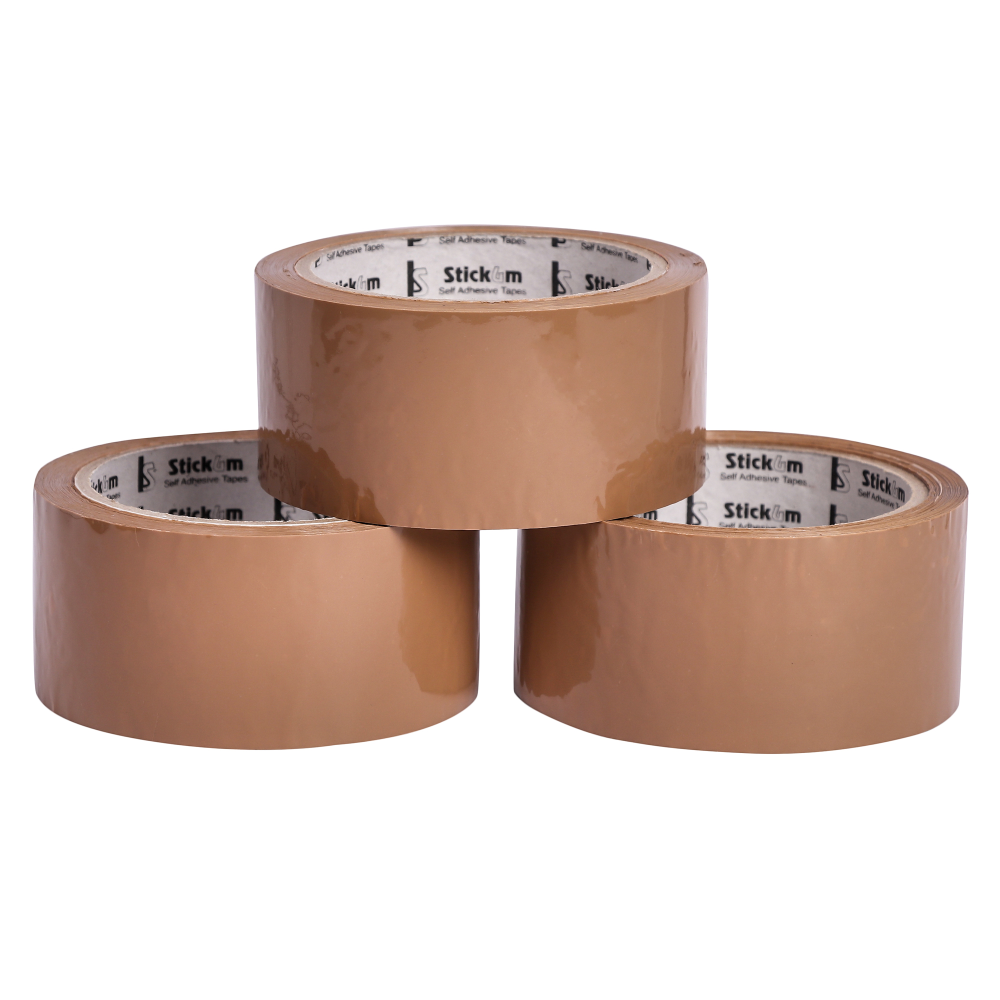 BOPP brown self Adhesive Tape