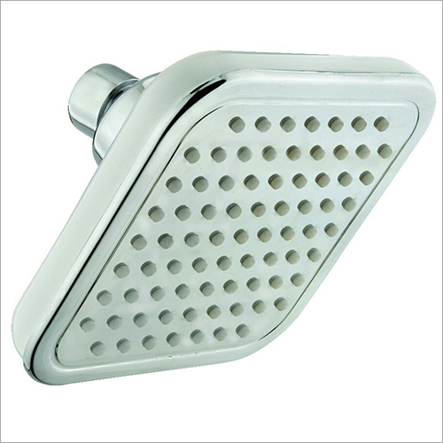 4x4 Inch Platina Overhead Shower