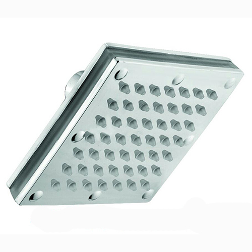 4x4 Inch ABS Sandwich Overhead Shower