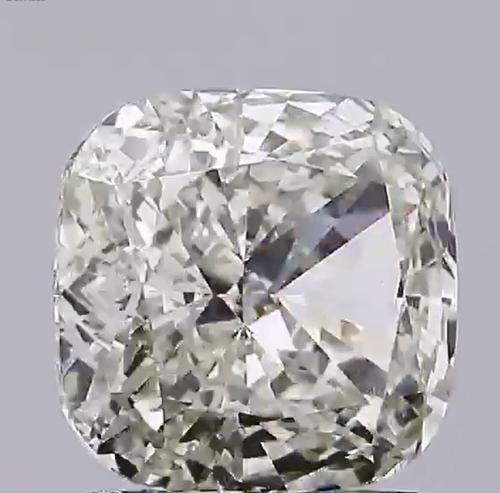 CVD 2.03ct J VS1 CUSHION Cut diamond Lab Grown TYPE2A
