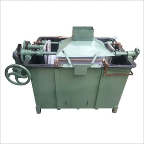 MS Ruber Polishing Barrel Machine