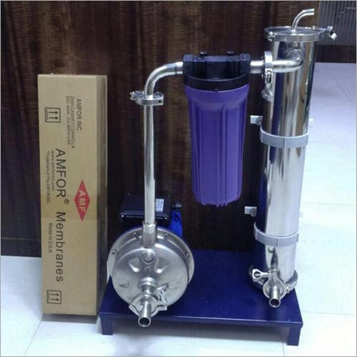 AMFOR Pvdf Electrophoretic Ultrafilter Unit