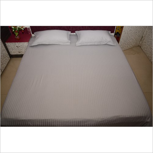Plain Stripes Bedsheet