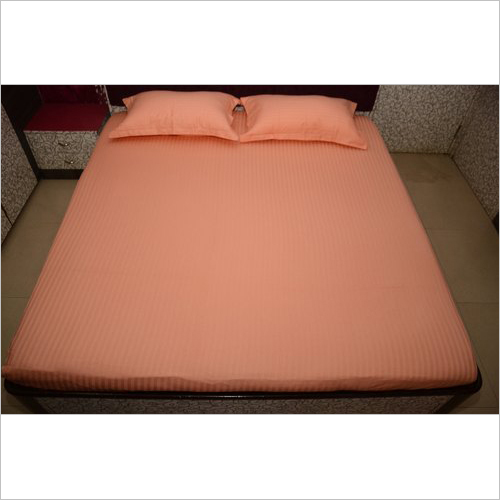 Coloured Stripes Bedsheet