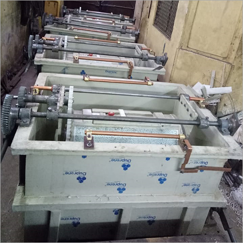 PP Polishing Barrel Machine