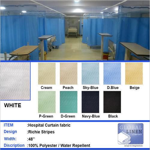 Richie Stripes Curtain Fabric