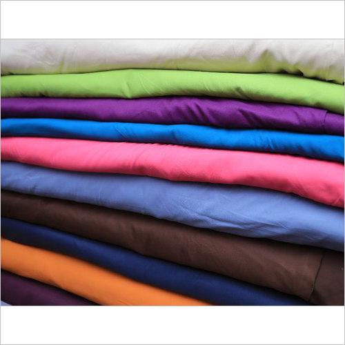 Dyed Micro Polyester Fabric