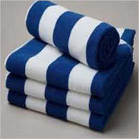 Striped Bath Towel