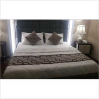 Printed Bed Runners and Cushion Covers