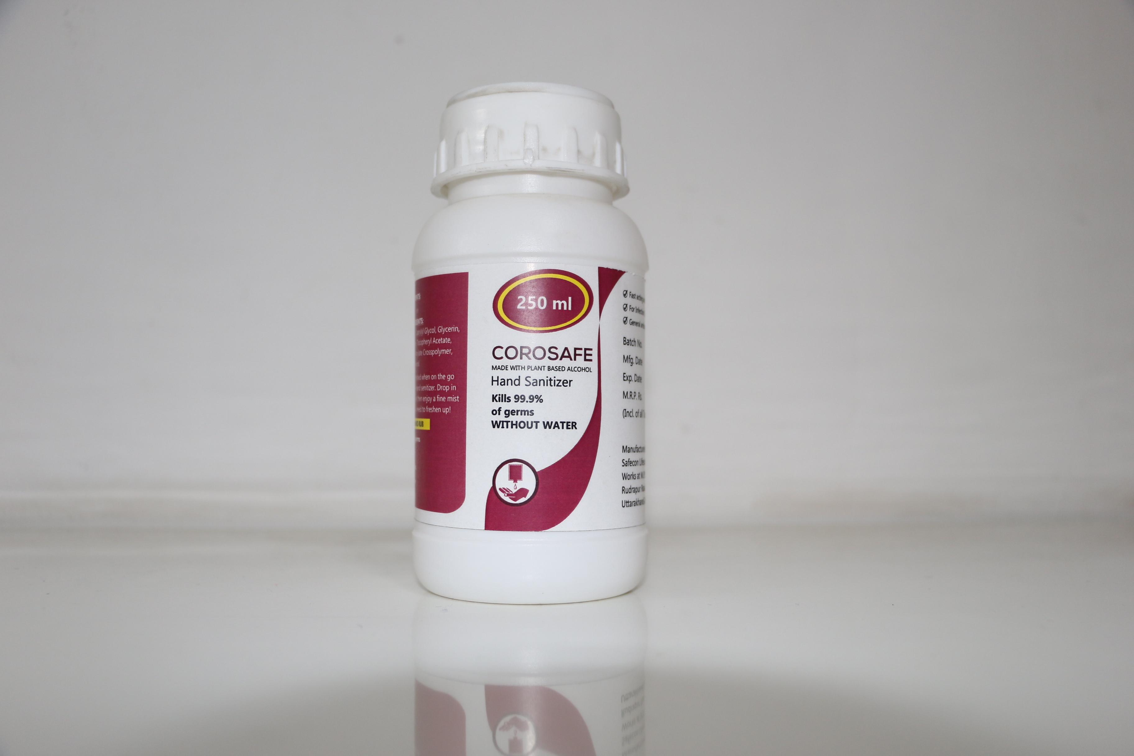 Corosafe Hand Sanitizer
