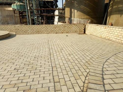 Alkali Resistant Tiles and Bricks