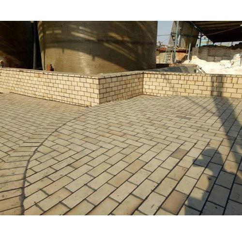 Acid And Alkali Proof Brick Lining Service