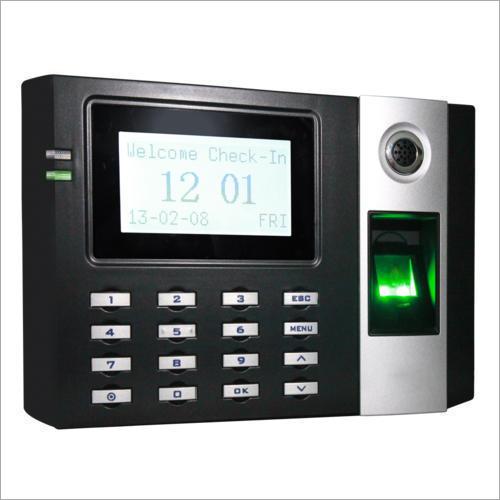 Wireless Biometric Attendance Machine