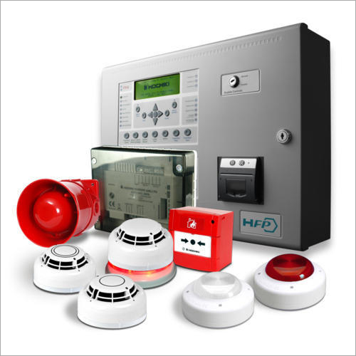 Industrial Fire Alarm System
