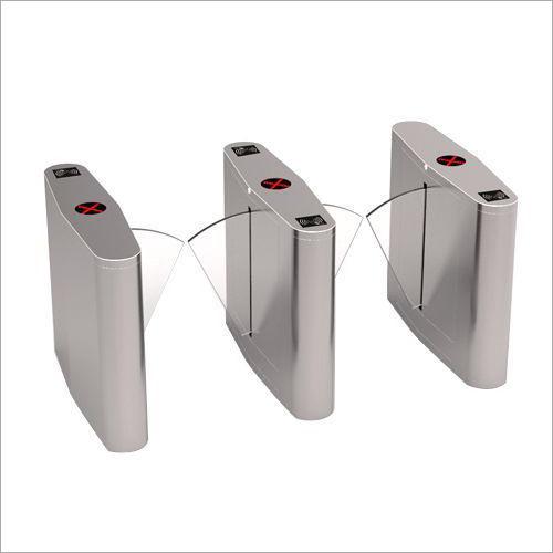 Automatic Retractable Flap Barrier